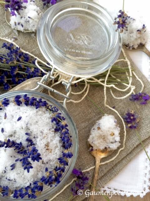Lavendel-Zucker 1