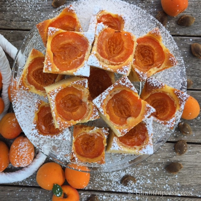 Marillen-Kuchen 4