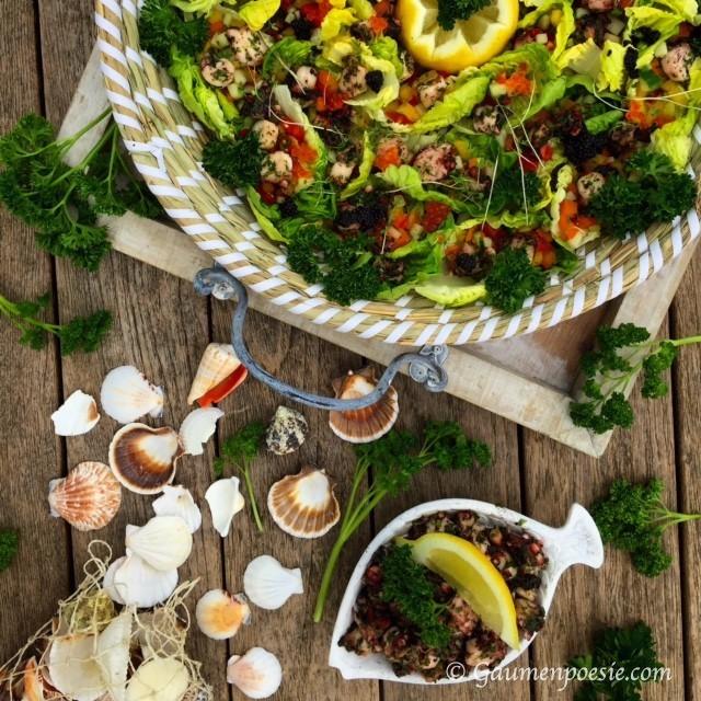 Pulpo Salat 4