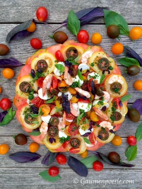 Bunter Tomatensalat 1