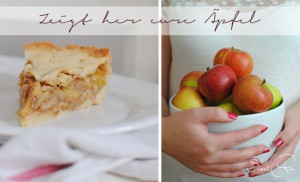Hexenschaum – Bratapfel Dessert