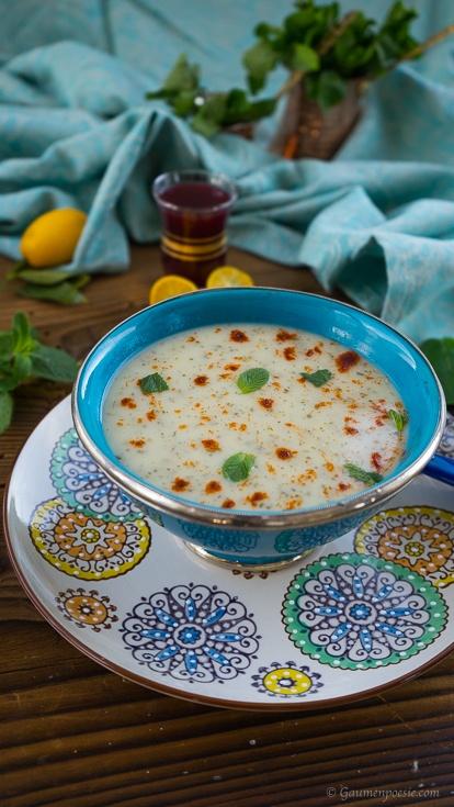 Türkische Joghurtsuppe - Yayla Çorbası 3