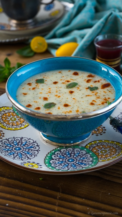 Türkische Joghurtsuppe - Yayla Çorbası 1