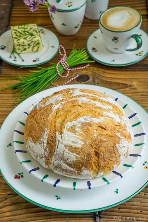 Kroatisches Weißbrot – Kruh