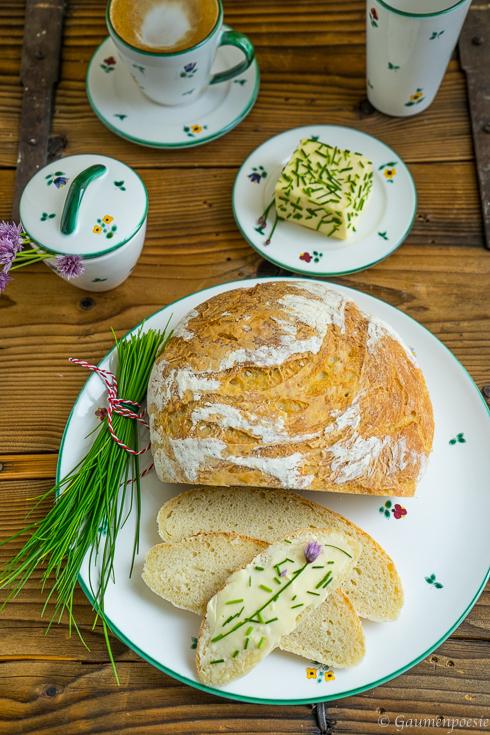 Kroatisches Weißbrot - Kruh