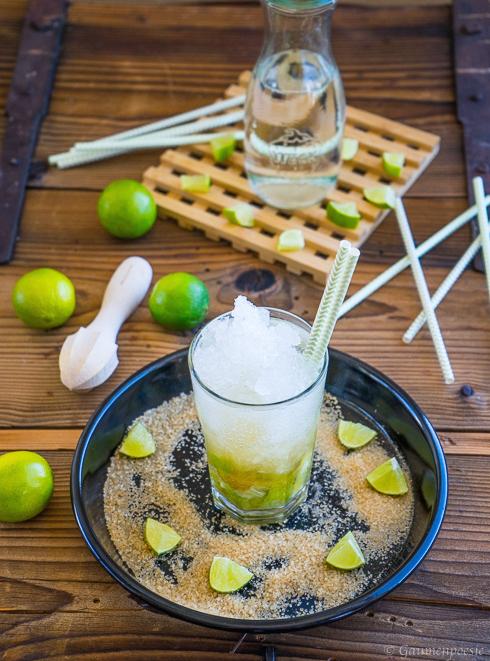 Lime Squash - Alkoholfreier Limetten Cocktail 3