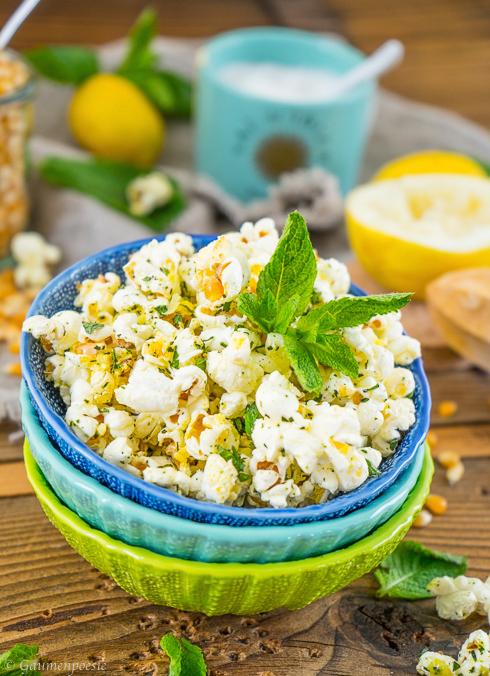 Zitronen - Minz - Popcorn 1