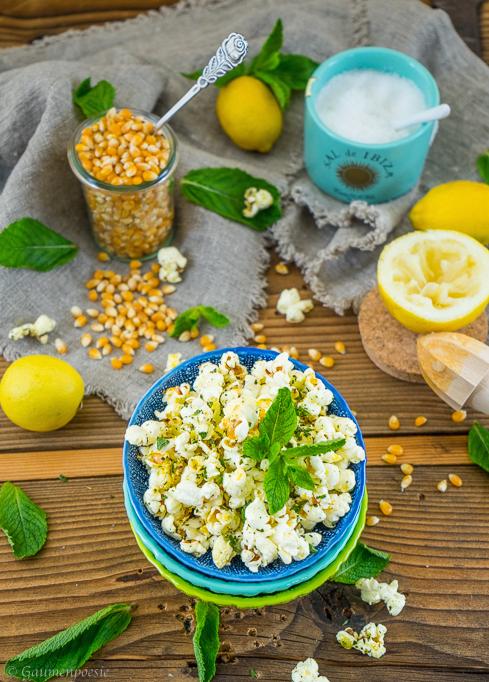 Zitronen - Minz - Popcorn 2
