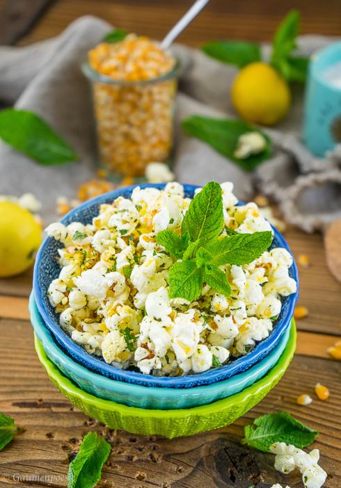 Zitronen – Minz – Popcorn