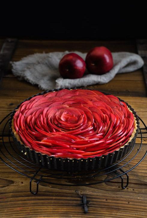 Apfel-Tarte 1