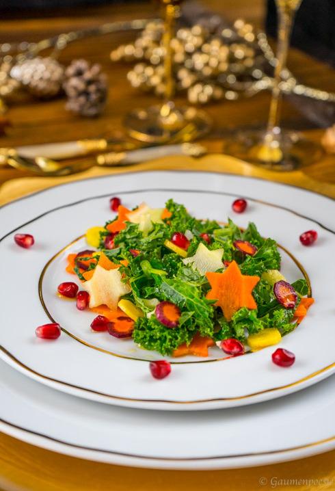 Grünkohl Salat 2