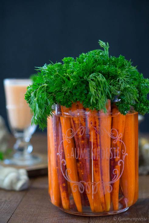 Carrot Milkshake 2