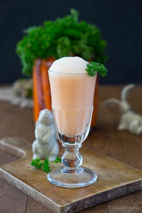 Carrot Milkshake 3