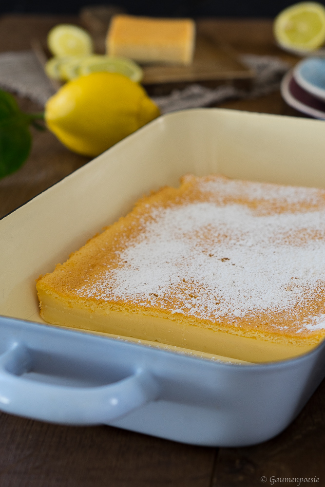 Lemon Magic Cake 3