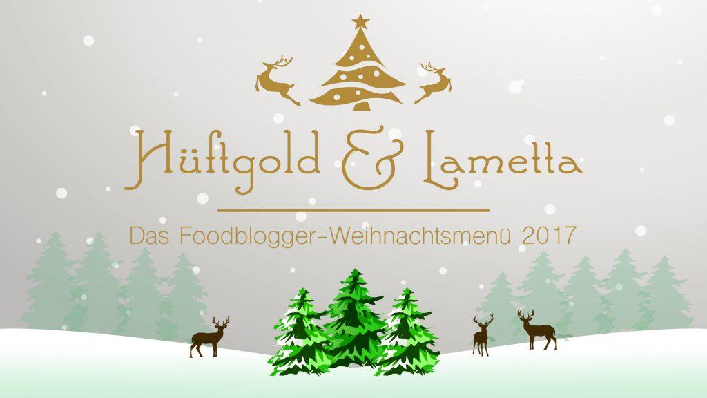Weihnachtsmenü Banner