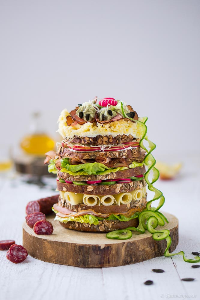 Steirische Osterjausen-Torte