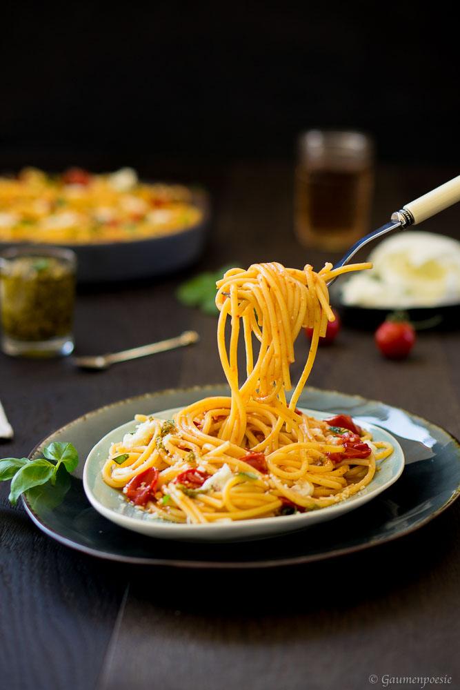 Spaghetti alla Sorrentina 3