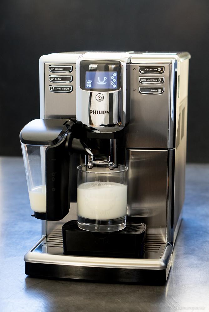 Pumpkin Spice Latte - Philips Kaffevollautomat Latte Go 1